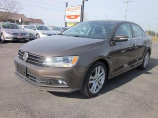 Used 2015 Volkswagen Jetta TDI S 6A for sale in Alvinston, ON