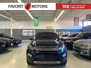 Used 2017 Land Rover Discovery Sport HSE LUXURY|AWD|MERIDIAN|NAV|LEATHER|PANOROOF|+++ for sale in North York, ON