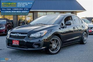 Used 2013 Subaru Impreza Base for sale in Guelph, ON