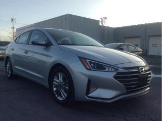Used 2019 Hyundai Elantra Preferred - Apple Car Play - Bluetooth for sale in Cornwall, ON