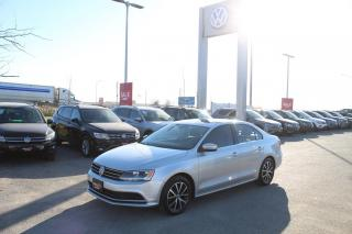 Used 2016 Volkswagen Jetta Sedan 1.4 TSI Auto Comfortline for sale in Whitby, ON