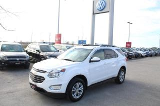 Used 2017 Chevrolet Equinox 2.4L LT for sale in Whitby, ON