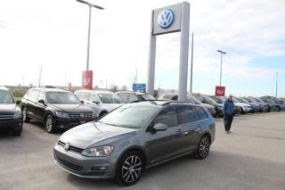 Used 2017 Volkswagen Golf Sportwagen 1.8 TSI Comfortline for sale in Whitby, ON