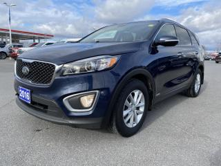 Used 2016 Kia Sorento LX+ - AWD,  7-Seater, NAV, SEAT HEAT, DVD for sale in Kingston, ON