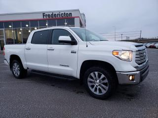 Used 2016 Toyota Tundra Limited  for sale in Fredericton, NB