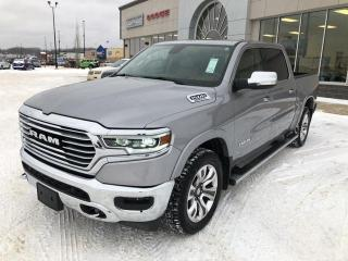 Used 2019 RAM 1500 LONGHORN,LEATHER,LOADED,NO ACCIDENTS! for sale in Slave Lake, AB