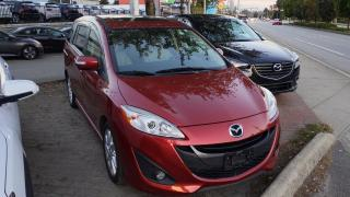 Used 2014 Mazda MAZDA5 GT at for sale in Coquitlam, BC