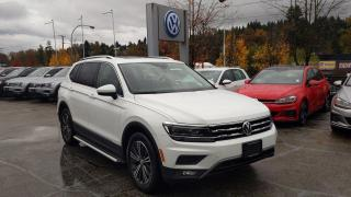 Used 2018 Volkswagen Tiguan Highline 2.0T 8sp at w/Tip 4M for sale in Coquitlam, BC