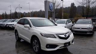 Used 2017 Acura RDX ELITE for sale in Coquitlam, BC