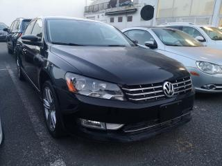 Used 2013 Volkswagen Passat Highline 2.0 TDI 6sp DSG at w/ Tip for sale in Coquitlam, BC