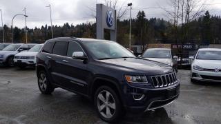 Used 2016 Jeep Grand Cherokee 4x4 Limited for sale in Coquitlam, BC