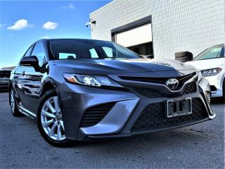 Used 2019 Toyota Camry HEATED SEATS LANE ASSIST ADAPTIVE CRUISE CONTROL REAR CAM! for sale in Brampton, ON