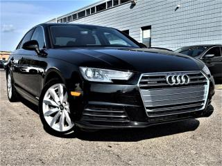 Used 2019 Audi A4 REAR VIEW|HEATED SEATS|SUNROOF|APPLE CARPLY|ALLOYS! for sale in Brampton, ON