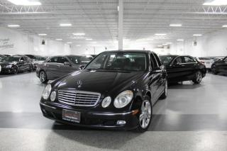 Used 2006 Mercedes-Benz E-Class E350 4MATIC NO ACCIDENTS I LEATHER I SUNROOF I HEATED SEATS for sale in Mississauga, ON