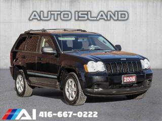 Used 2008 Jeep Grand Cherokee LAREDO** 4WD**ALLOYS for sale in North York, ON