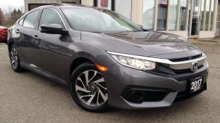 Used 2017 Honda Civic EX Honda Sensing - BACK-UP/BLIND-SPOT CAM! SUNROOF! REMOTE START! for sale in Kitchener, ON