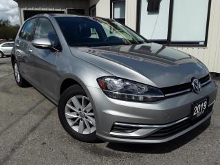 Used 2019 Volkswagen Golf COMFORTLINE - BACK-UP CAM! HTD SEATS! CAR PLAY! for sale in Kitchener, ON