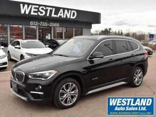 Used 2016 BMW X1 AWD for sale in Pembroke, ON