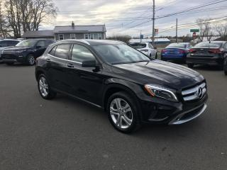 Used 2016 Mercedes-Benz GLA GLA250 4MATIC for sale in Truro, NS