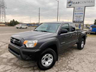 Used 2015 Toyota Tacoma Access Cab | 4X4 | V6 | for sale in Barrie, ON