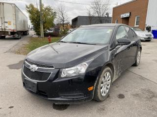 Used 2014 Chevrolet Cruze LS Manual for sale in Oakville, ON