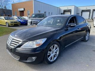 Used 2009 Hyundai Genesis 4.6L for sale in Oakville, ON