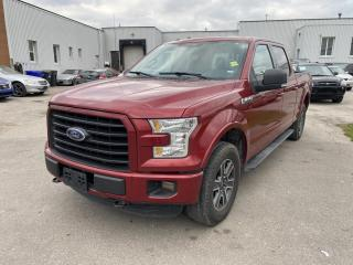 Used 2015 Ford F-150 XL SuperCrew 6.5-ft. Bed 4WD for sale in Oakville, ON