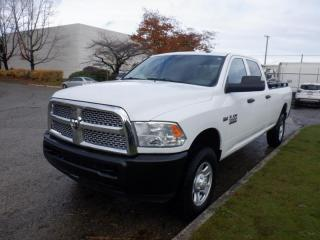 Used 2015 RAM 3500 8 Foot Box Crew Cab 4WD for sale in Burnaby, BC