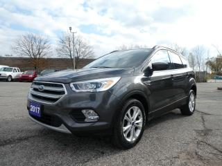 Used 2017 Ford Escape SE | Navigation | Heated Seats | Back Up Cam for sale in Essex, ON