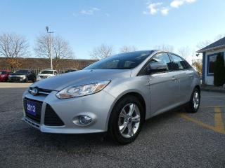 Used 2013 Ford Focus SE   Cruise Control   Bluetooth   Low KM for sale in Essex, ON