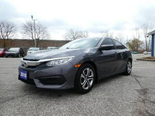 Used 2018 Honda Civic Sedan LX | Heated Seats | Back Up Cam | Big Screen for sale in Essex, ON