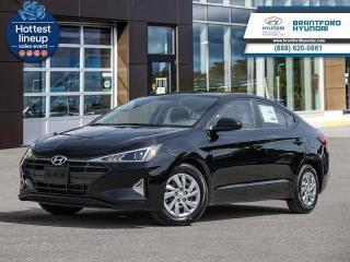 New 2020 Hyundai Elantra Essential IVT  - $125 B/W for sale in Brantford, ON