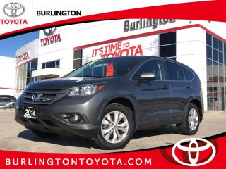 Used 2014 Honda CR-V EX-L AWD for sale in Burlington, ON