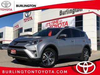 Used 2017 Toyota RAV4 XLE for sale in Burlington, ON