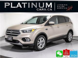 Used 2017 Ford Escape SE AWD, CAM, HEATED SEATS, BLUETOOTH, SAT RADIO for sale in Toronto, ON