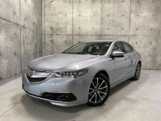 Used 2016 Acura TLX TECH SH-AWD V6 GPS CAMÉRA DE RECUL for sale in St-Nicolas, QC