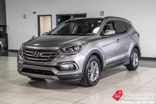 Used 2017 Hyundai Santa Fe Sport CUIR+MAGS+SIEG/VOL CHAUFFANTS+TOIT for sale in Laval, QC