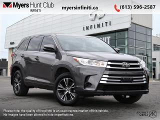 Used 2018 Toyota Highlander LE  LE AWD -  Bluetooth for sale in Ottawa, ON