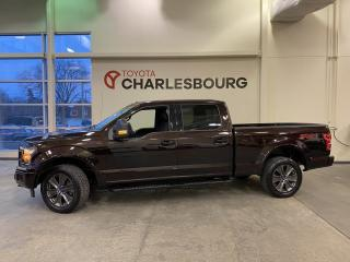 Used 2018 Ford F-150 XLT Sport - SuperCrew - 4X4 - Groupe 302 for sale in Québec, QC