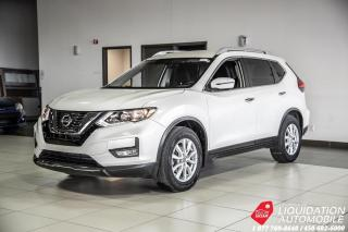 Used 2017 Nissan Rogue SV+CAM/RECUL+GR.ELECT+SIEG/CHAUFF+BLUETHOOTH+MAGS for sale in Laval, QC
