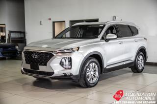 Used 2020 Hyundai Santa Fe Essential+CAM/RECUL+APPLE CARPLAY+VOL/SIEG CHAUFF for sale in Laval, QC