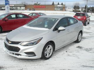 Used 2017 Chevrolet Cruze for sale in Thetford Mines, QC