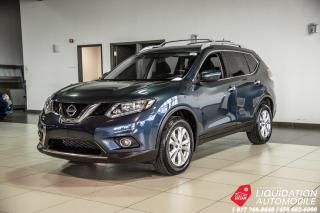 Used 2015 Nissan Rogue SV AWD+TOIT+MAGS+CAM/RECUL+GR.ELECT for sale in Laval, QC