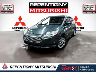 Used 2018 Ford Focus ELECTRIC for sale in Repentigny, QC