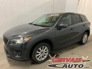 Used 2016 Mazda CX-5 GS 2.5 GPS Toit Ouvrant Céra Bluetooth Mags for sale in Trois-Rivières, QC