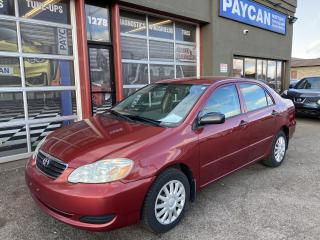 Used 2005 Toyota Corolla CE for sale in Kitchener, ON