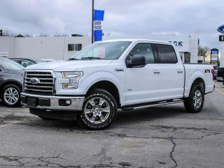 Used 2016 Ford F-150 XLT for sale in Niagara Falls, ON