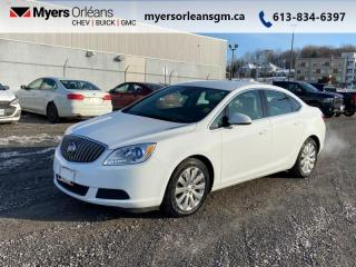 Used 2017 Buick Verano Base  Includes winter tires! for sale in Orleans, ON