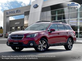 Used 2018 Subaru Outback LIMITED for sale in Ottawa, ON