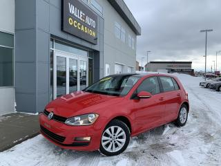 Used 2017 Volkswagen Golf 5dr HB Man 1.8 TSI Comfortline for sale in St-Georges, QC